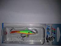Балансир рыболовный EOS 7гр, блесны, рыболовные снасти, товары для рыбалки, фото 1