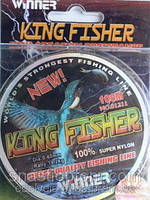 Леска рыболовная «Winner Kingfisher » не подделка, белая, товары для рыбалки