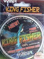 Леска рыболовная «Winner Kingfisher » не подделка , лески рыболовные, снасти, товары для рыбалки