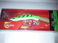 Балансир рыболовный IN TAI 22гр, 54мм, блесны, рыболовные снасти, товары для рыбалки , фото 1