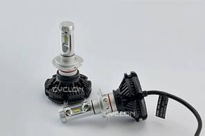Светодиодные лампы Cyclon LED H7 6000Lm PH type 7/6k