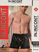 Мужские трусы боксеры IN.INCONT