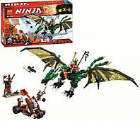 "Конструктор ""Ninjago"" 10526"