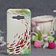 Силиконовый чехол для Samsung Galaxy J1 Ace J110 с картинкой Цветы 79, фото 4