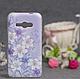 Силиконовый чехол для Samsung Galaxy J1 Ace J110 с картинкой Цветы 79, фото 7