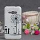 Силиконовый чехол для Samsung Galaxy J1 Ace J110 с картинкой Цветы 79, фото 9