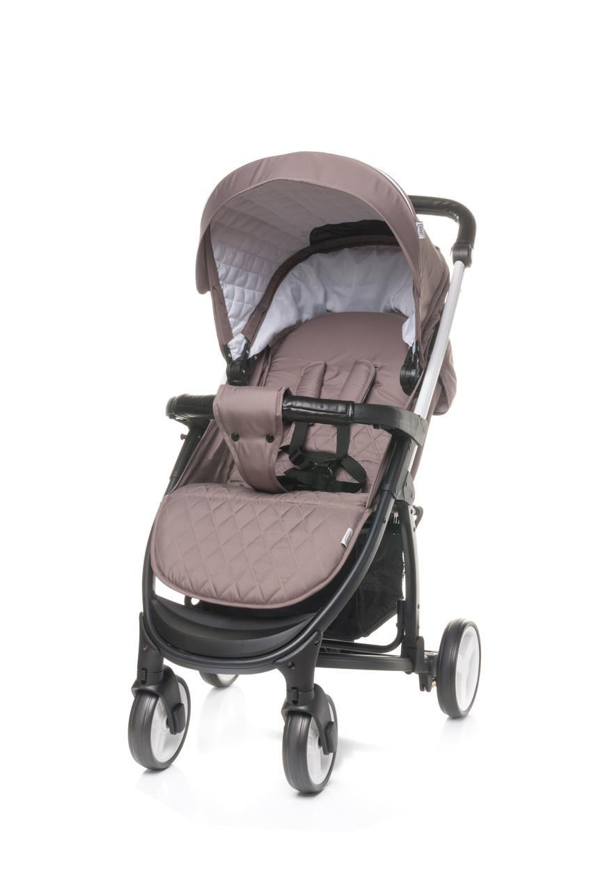 Детская коляска для прогулок с ремнями безопасности 4Baby Atomic