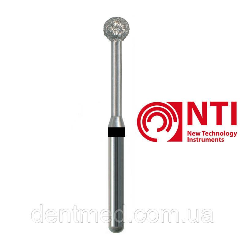 Бор алмазный  801L-023SC Шарик на длинной ножке NaviStom