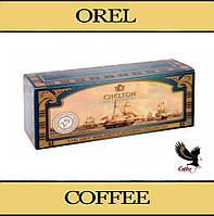 Чай черный CHELTON Earl Grey с Бергамотом 25 пакетиков