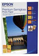 Бумага для фотопринтера Epson Premium Semigloss Photo Paper (C13S041765)