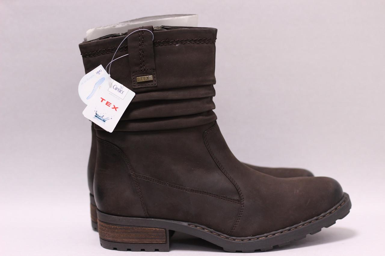 Женские ботинки Caprice 42р.