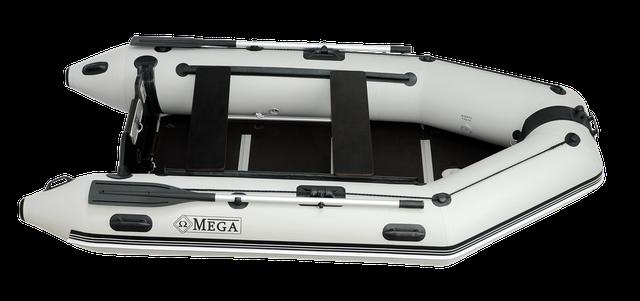 килевая надувная лодка под мотор - лодка omega 300 K PFA LUX