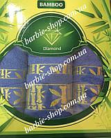 Подарочный набор полотенец из бамбука 10221