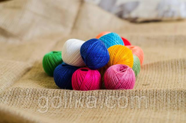 Нитки для вязания ирис кировского комбината