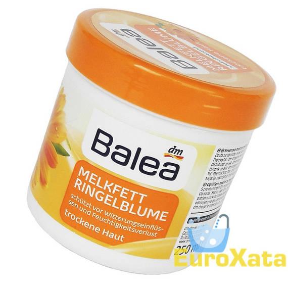 Увлажняющий крем для тела и рук BALEA Melkfett Ringelblume