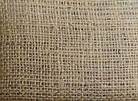 Мешковина декоративная, паковочная джутовая. (плотность 250)
