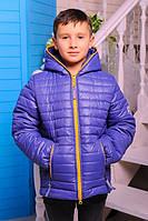 Куртка для мальчика Монклер-3