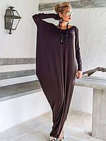 Дизайнерське плаття з якісного трикотажу, фото 2