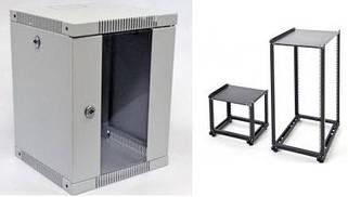 Серверные шкафы и стойки