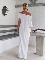 Дизайнерское платье из трикотажа, фото 2