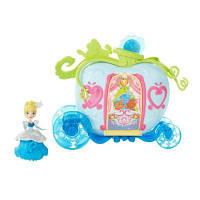 """Игровой набор для маленьких кукол Принцесс """"Карета Золушки"""" Hasbro"""