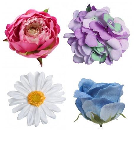 Головки и насадки искусственных цветов