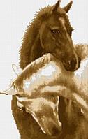 "Рукоделие и творчество ""Пара лошадей"""