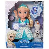 Музыкальная Эльза c фигуркой Олафа (оригинал) - Snow Glow Elsa, Disney, Frozen, Jakks Pacific