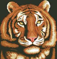 """Набор для живописи камнями """"Портрет тигра"""""""
