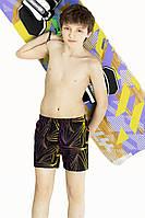Купальные шорты для мальчиков