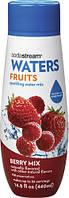 SodaStream сироп FRUITS клубника-малина 440 ml