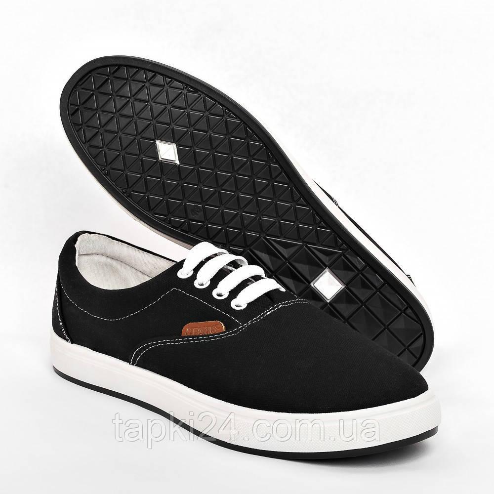 1e85d653f Мужские мокасины оптом молодежные черные Gipanis VM 910: заказ, цены ...