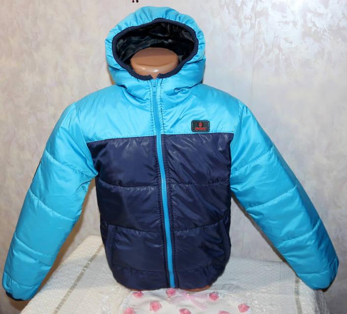 Куртка на мальчика  демисезонная 4-5,6-7,8-9 лет, фото 1
