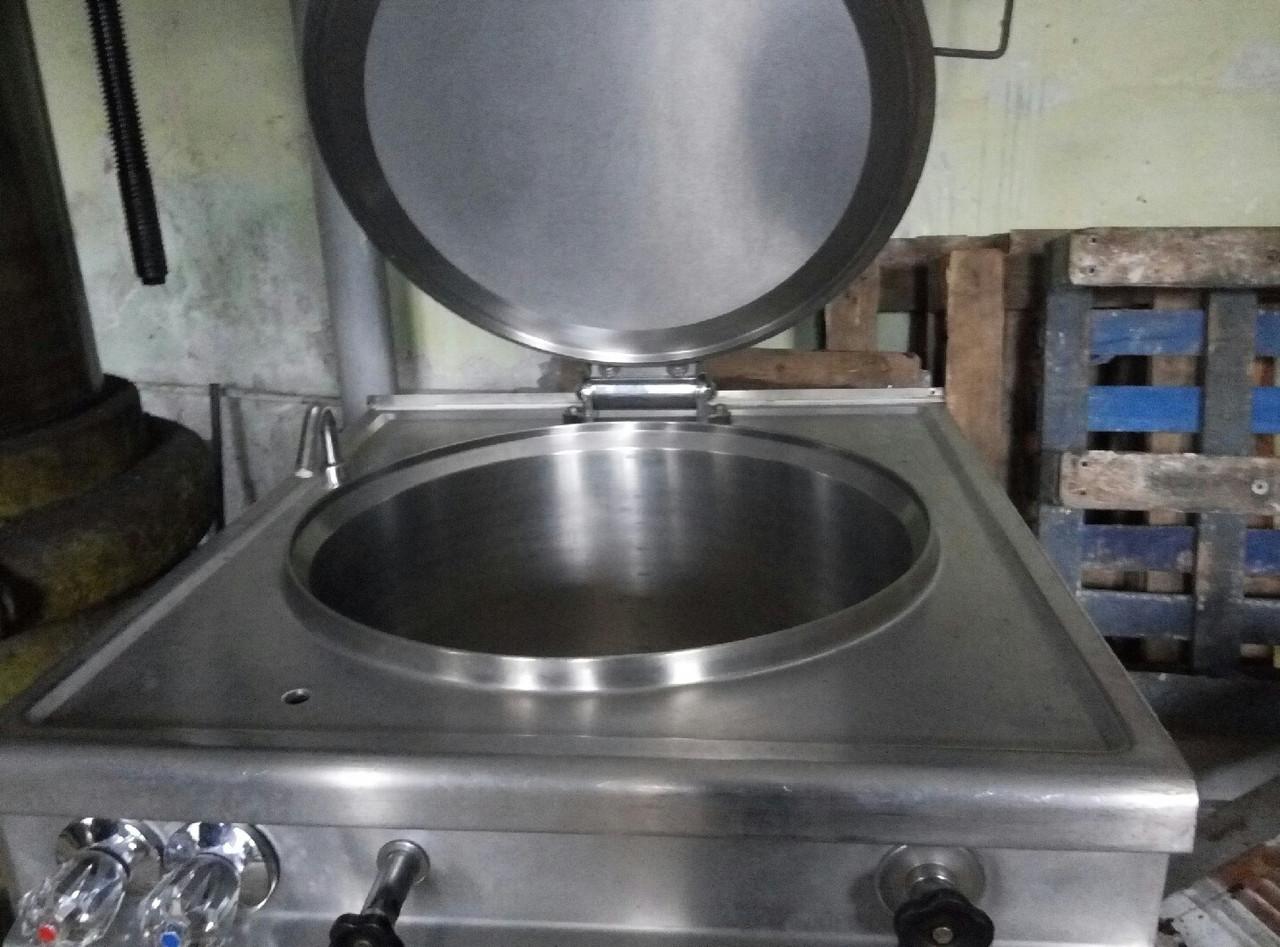 Паровой варочный котел 100 литров (Германия) б/у