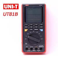 Цифровой осциллограф мультиметр UNI-T UT81B, портативный осциллограф