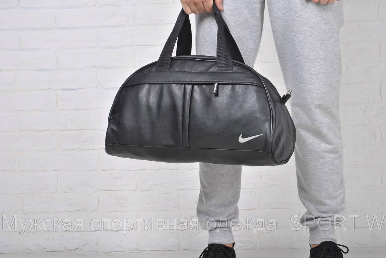 4d660f8c Сумка для спорта Nike черная.Белый логотип: продажа, цена в ...