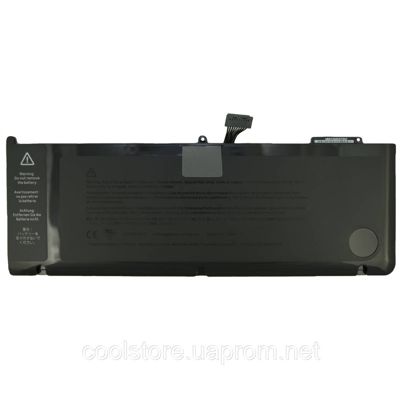 "Батарея A1382 для MacBook Pro 15"" 2011-2012гг. A1286"