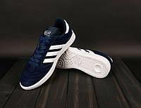 "Кроссовки Adidas Busenitz ""Navy Blue/White"", фото 1"