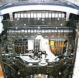 Защита картера двигателя и акпп Hyundai Accent  2010-, фото 3