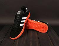 "Кроссовки Adidas Busenitz ""Black/Metallic/Gum"", фото 1"