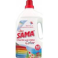 Средство для стирки Sama цветных тканей 3 л