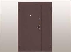 Двери в подъезд из металла