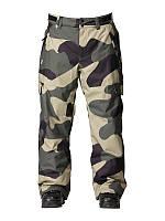 Мужские горнолыжные штаны Quiksilver Portland 10K Insulated Pants AQYTP00008, фото 1