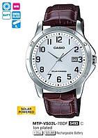 Мужские часы Casio MTP-VS02L-7BDF оригинал