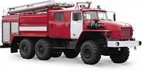 Гидравлика на  пожарные автомобили с пластиковым баком