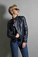 Женские куртки-косухи  в расцветках