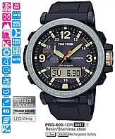 Мужские часы CASIO PRO TREK PRG-600-1ER оригинал