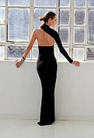 Дизайнерское платье из качественного трикотажа, фото 2