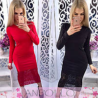 b3e715150e19144 Платье широкое с гипюром в категории платья женские в Украине ...