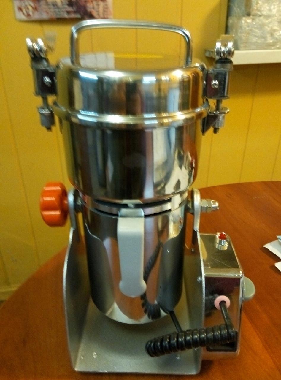 «НОВИНКА!!! Дробилка мельница для специй, сахара и др.Vektor GRT-06B
